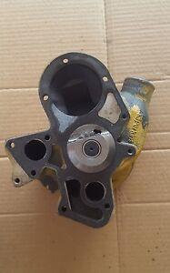 Caterpillar 416C 416D 3054 engine Loader Backhoe water pump 156-6010 Perkins