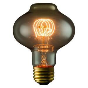 Bulbrite 132521 Incandescent BT27 Antique Light Bulb (2200K) - 120V, 40W, 6-Pack
