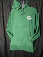 Green Bay Packers Men's Pullover Hooded Sweatshirt Size XL