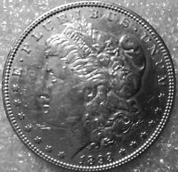 "1893-P Morgan Silver Dollar ""RARE"""