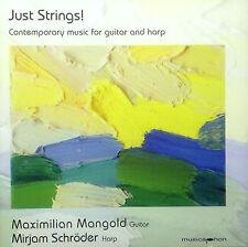 CD MAXIMILIAN MANGOLD / MIRJAM SCHRÖDER - just strings!