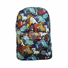 Disney Lion King Characters All Over Print Backpack by Loungefly NEW!