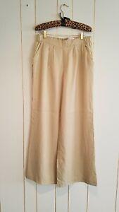 NWT Philosophy Women's pants Size M 100% Lyocell