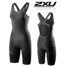 New 2XU Women Elite X Short Course Trisuit Race Train Tri Triathlon Suit X-Small