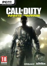 JUEGO  ACTIVISION  PC GAME  CALL OF DUTY INFINITE WARFARE  NUEVO (SIN ABRIR)