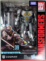 Transformers Studio Series ~ COGMAN ACTION FIGURE #39 ~ Deluxe Class