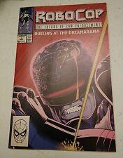 000 Vintage Marvel Comic book Robocop Vol 1 No. 3 May 1990 Dreamerama