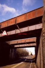 PHOTO  LOOKING NORTH FROM CATESBY TUNNEL IS BRIDGE NO 488 THE LOWEST BRIDGE ON T