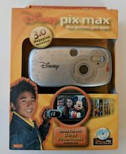Disney Pix Max Digital Camera Mickey Mouse New In Package