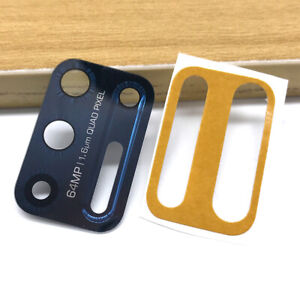 OEM Back Rear Real Camera Glass Lens Replacement For Motorola Moto G9 Plus Blue