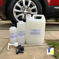 TS Disinfectant 5L SUMMER Scent (99% Antibacterial car home surfaces fabrics)