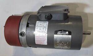BALDOR LIFT-TECH 331981-08 ELECTRIC MOTOR 1.5HP WITH STEARNS BRAKE HOIST/ CRANE?