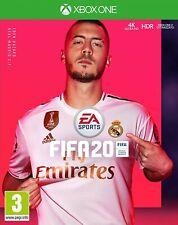 FIFA 20 xbox one offline only. (No cd/No key)