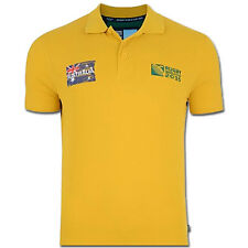 Rugby World Cup 2015 Australia Polo Shirt - 2Xl