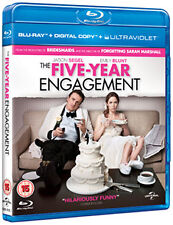 THE FIVE YEAR ENGAGEMENT - BLU-RAY - REGION B UK
