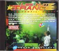Compilation - Les Nuits Trance Vol. 1 - CD - 1993 - Eurodance Scorpio Music
