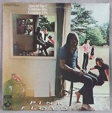 """PINK FLOYD 1969 Ummagumma 12"""" Vinyl 33 Dbl LP Prog Psych Experiment ROCK VG+/Exc"""