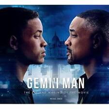 Gemini Man - The Art and Making of the Film - Hardback NEW Singer, Michael 04/11