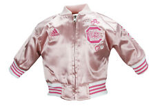 Adidas NCAA Newborn South Carolina Gamecocks Satin Cheer Jacket - Pink