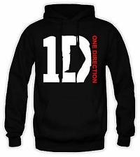 1D TWO COLORS ONE DIRECTION HOODIE
