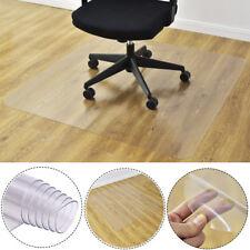 casa pura® Bambus Bodenschutzmatte Bürostuhlunterlage Stuhlunterlage Bodenschutz