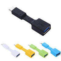 USB-C 3.1 Type C Male to USB 3.0 Cable Adapter OTG Data Sync Charger Charging z5