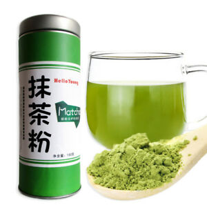 100%Natural Organic Matcha Tea 150gHigh Green Tea Powde  Quality Slimming Matcha