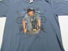 Jason Aldean Tour 2009 double-sided T-Shirt Size M