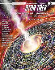 Star Trek :voyages Of Imagination Book New