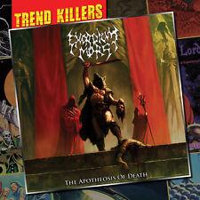 Exordium Mors-The Apotheosis of Death (NEW * NZ Blackened THRASH METAL * stormspel