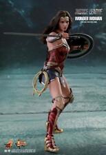 IN STOCK 1/6 Hot Toys Justice League Wonder Woman Figure Regular MMS 450 Batman