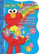 Elmo's Guessing Game about Colors / Elmo y Su Juego de Adivinar Los Colores...