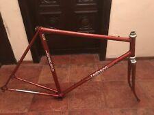 Vintage Legnano, steel Road Bike Frame set, 57cm ,Columbus,Campagnolo