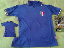 shirt ITALY WC 1982 MP3 COMPILATION jersey maglia ITALIA Milan Juventus Rossi M