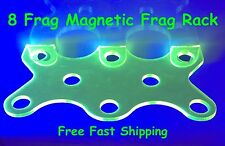 ~~Wave Magnetic Coral Reef Frag Rack Electric Green Fits 1/2 inch Frag Plugs~~