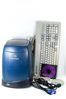 Silicon Graphics SGI O2 Workstation MIPS R5000 180Mhz 192 MB 4gb w/ Keyboard