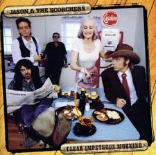 Jason & The Scorchers - Clear Impetuous Morning CD Like New