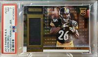 2013 PSA Graded NM 7 Le'Veon Bell Rookie Jersey Relic /299! Steelers/Jets