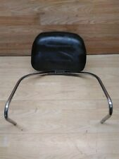 Honda Goldwing Drivers Seat Back Rest with Pocket and Frame 003