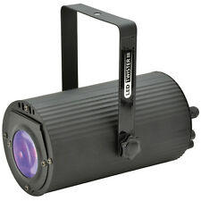 46 LED – Compact RBG Disco Party Can Light – Sound Activated DMX Beam Projector