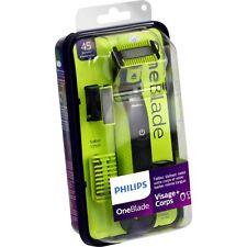Philips OneBlade Rasoir Tondeuse Barbe visage et Corps QP2620/20 NEUF