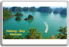 Ha Long Bay, Vietnam, Asia fridge magnet