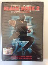 BLACK MASK 2 - DVD - NUOVO
