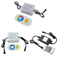 Outdoor Light 72W Waterproof LED Wireless Touch Remote Dimmer / RGB Controller