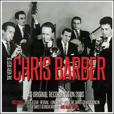 Chris Barber - The Very Best Of - 40 Original Recordings (2CD 2016) NEW/SEALED