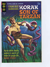 Korak Son of Tarzan #29 Gold Key Pub 1969