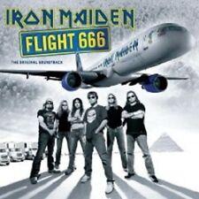 "IRON MAIDEN ""FLIGHT 666 THE ORIGINAL SOUNDTRACK"" 2 CD"