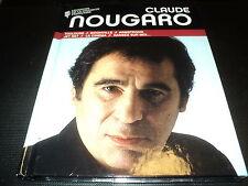 """CD-LIVRE """"LEGENDES DE LA CHANSON FRANCAISE - CLAUDE NOUGARO"""""""