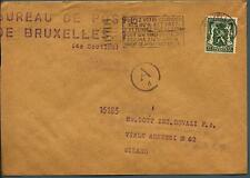 BELGIO - BELGIUM - 1944 - Stemma - Lettera con 35 cent. isolato