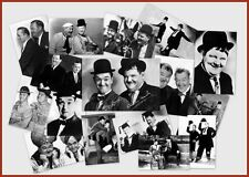 Laurel & and Hardy 16 QUALITY POSTCARDS